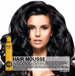 HAIR MOUSSE