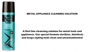 METAL APPLIANCE CLEANING SOLUTION